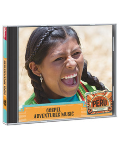 Gospel Adventures - Passport to Peru Music CD