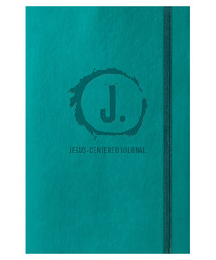 Jesus-Centered Journal, Turquoise