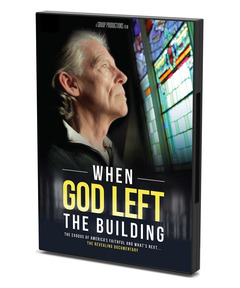When God Left the Building DVD