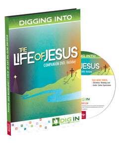 DIG IN, Life of Jesus Companion DVD: Holiday