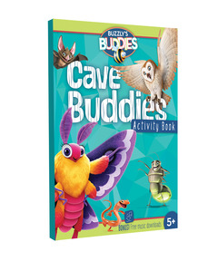 Buzzly's Buddies: Cave Buddies Activity Book