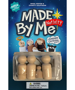 Made-by-Me Nativity