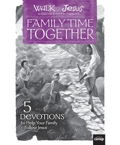 Walk With Jesus Family Time Together Booklets