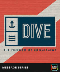 LIVE Message Series: Dive