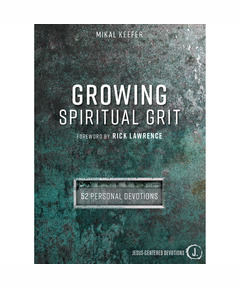 Growing Spiritual Grit