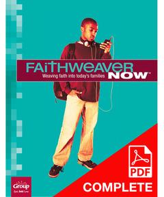 FaithWeaver NOW Senior High Leader Guide Download - Winter