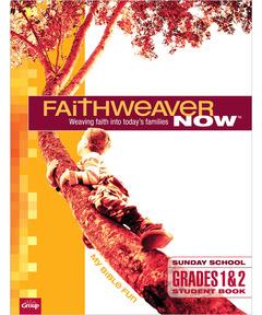 FaithWeaver NOW Grades 1 & 2 Student Book - Spring