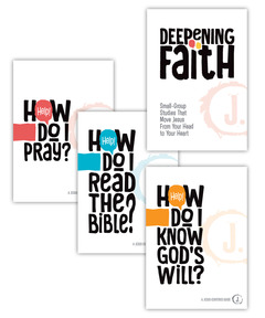 Deepening Faith Small-Group Bundle