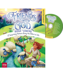 Friends With God Bible Lessons (Old Testament)