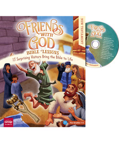 Friends With God Bible Lessons (New Testament)