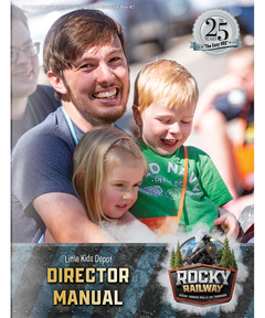 Downloadable Little Kids Depot Director Manual