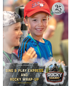 Downloadable Sing & Play Express and Rocky Wrap-Up Leader Manual