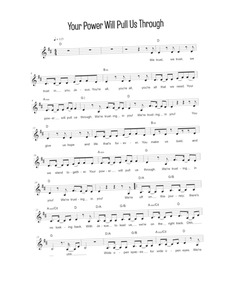 Downloadable Sing & Play Express Sheet Music
