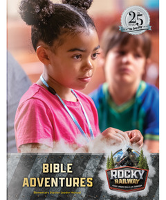 Rocky Railway Bible Adventures Leader Manual
