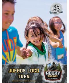 Manual del Líder de Juegos Logo Tren (Español para Edición Bilingüe)