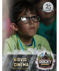 Rocky Railway KidVid Cinema Leader Manual