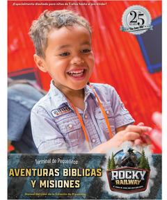 Manual del Líder de Preescolar Aventuras Bíblicas y Misiones (Español para Edición Bilingüe)