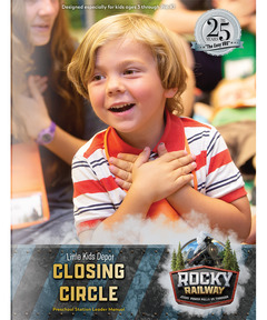 Little Kids Depot Closing Circle Leader Manual