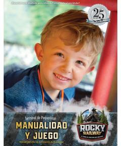 Manual del Líder de Preescolar Manualidad y Juego (Español para Edición Bilingüe)