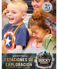Manual del Líder de Preescolar Estaciones de Exploración (Español para Edición Bilingüe)