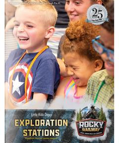 Little Kids Depot Exploration Stations Leader Manual