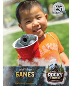 Little Kids Depot Games Leader Manual