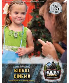Manual del Líder de Preescolar KidVid Cinema (Español para Edición Bilingüe)