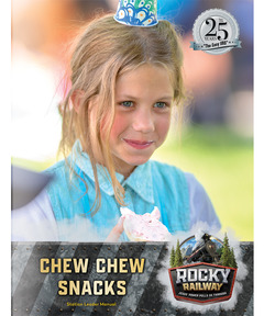 Rocky Railway Chew Chew Snacks Leader Manual
