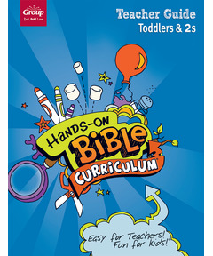 Hands-On Bible Curriculum Toddlers & 2s Extra Teacher Guide - Fall 2020