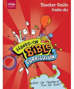 Hands-On Bible Curriculum Grades 1&2 Extra Teacher Guide - Fall 2020