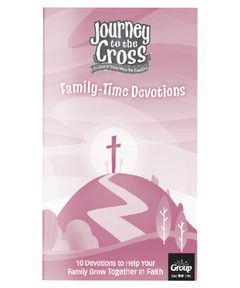 Journey to the Cross Family-Time Devotions Booklets