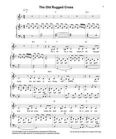 Anchored Sheet Music Download
