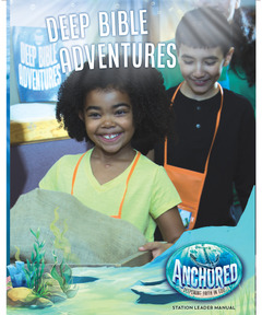 Deep Bible Adventures Leader Manual