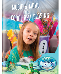 Music & More and Coral Reef Closing Leader Manual