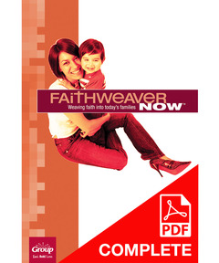 FaithWeaver NOW Parent Handbook Download, Winter 2020-21