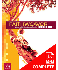 FaithWeaver NOW Grades 1&2 Student Book Download, Winter 2020-21