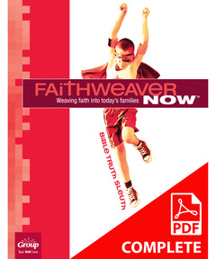 FaithWeaver NOW Grades 3&4 Student Book Download, Winter 2020-21