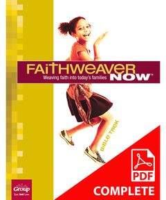 FaithWeaver NOW Middle School Student Book Download, Winter 2020-21