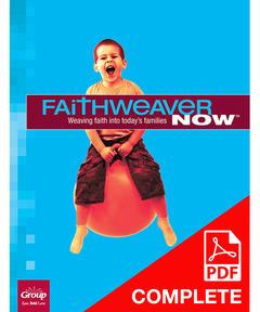 FaithWeaver NOW Preschool Teacher Guide (Download), Winter 2020-21