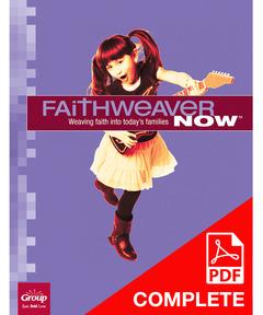 FaithWeaver NOW Pre-K & K (Ages 5 & 6) Teacher Guide (Download), Winter 2020-21