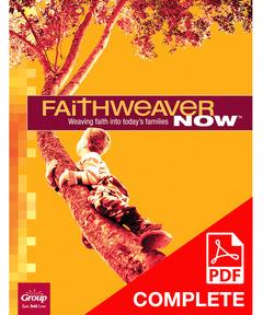 FaithWeaver NOW Grades 1&2 Teacher Guide (Download), Winter 2020-21