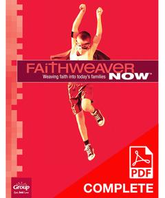 FaithWeaver NOW Grades 3&4 Teacher Guide (Download), Winter 2020-21