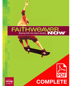 FaithWeaver NOW Grades 5 & 6 Teacher Guide (Download), Winter 2020-21