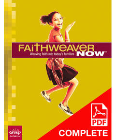 FaithWeaver NOW Middle School Leader Guide (Download), Winter 2020-21