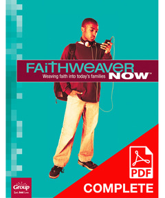 FaithWeaver NOW Senior High Leader Guide (Download), Winter 2020-21