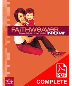 FaithWeaver NOW Parent Leader Guide (Download), Winter 2020-21