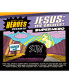 Jesus: The Greatest Superhero Comic Book