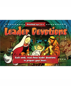 Extra Buzz Leader Devotions - Preschool Family Tree Winter 2020-21