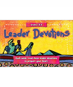 Buzz Grades 1&2 Twists 'n Turns Leader Devotions - Winter 2020-21