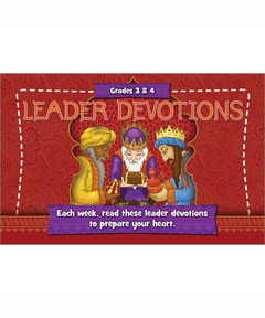Buzz Grades 3&4 Paradox Leader Devotions - Winter 2020-21